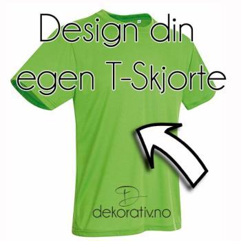 Design-din-egen-T-skjorte
