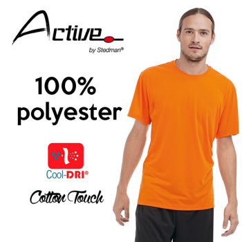 T-skjorte Herre Active Cotton
