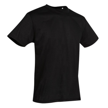 T-skjorte Herre Sort