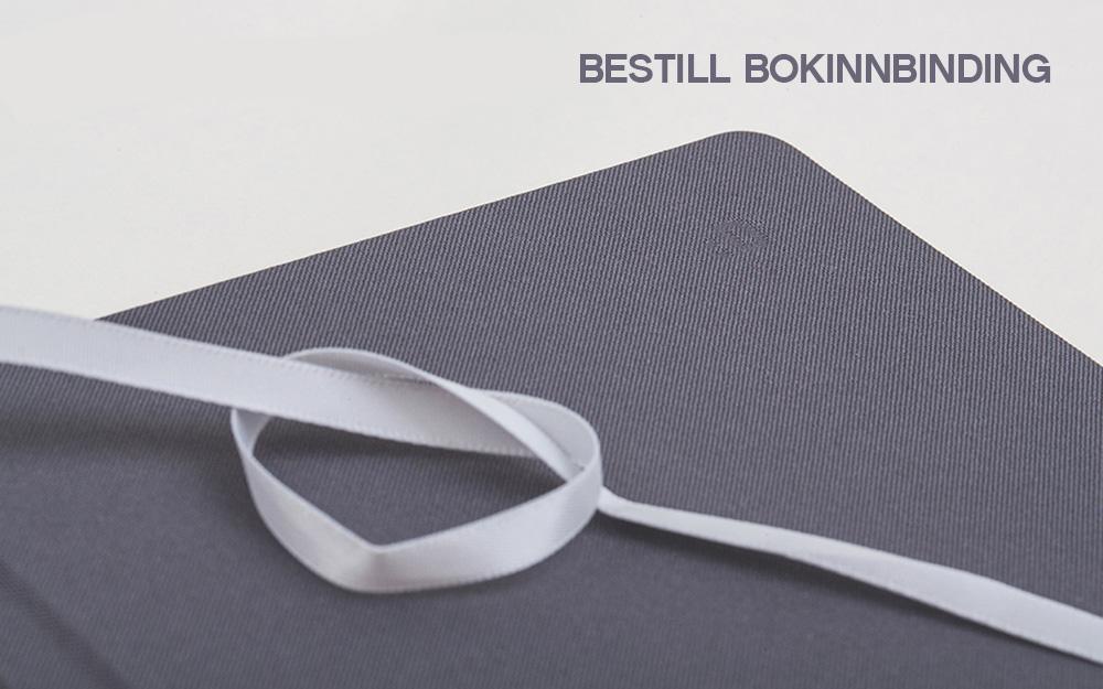 Bokinnbinding